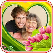 Mother Day Photo Frame icon