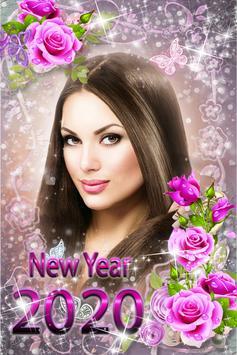 New Year Photo Frame 2020 screenshot 5
