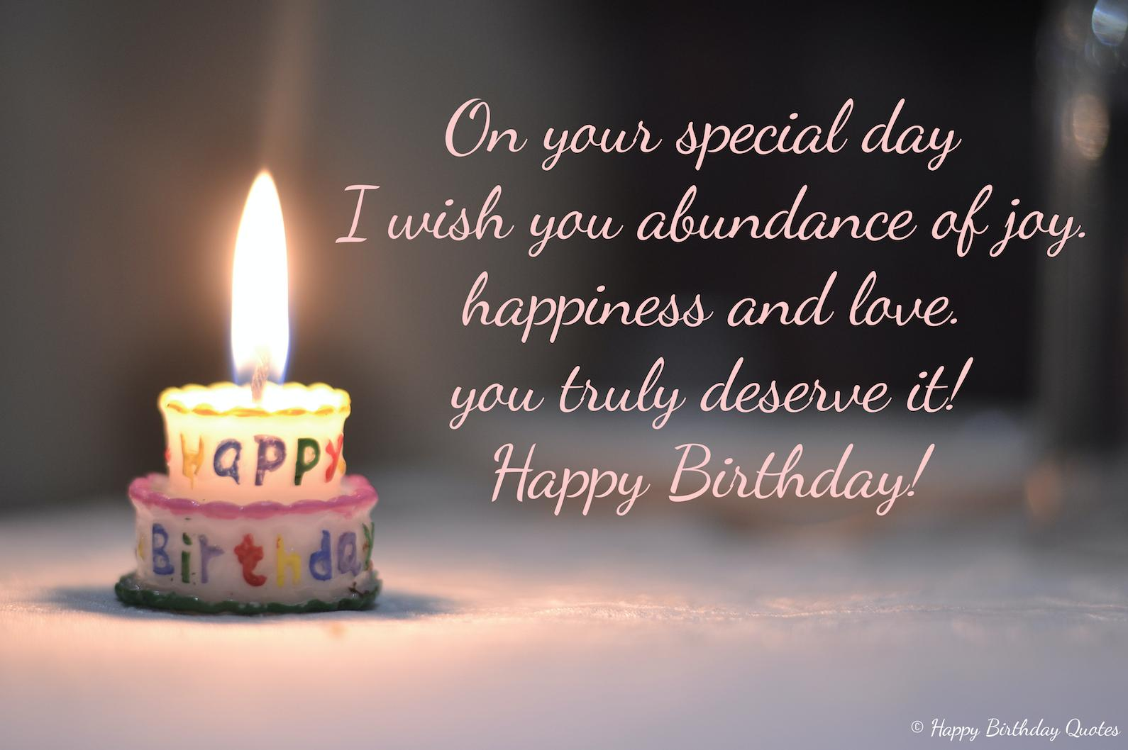 Happy Birthday Quotes for Android - APK Download