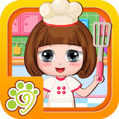 Bella's kitchen fever - Simulated cooking game icon