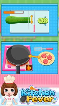 Bella's kitchen fever - Simulated cooking game screenshot 3