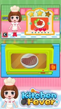Bella's kitchen fever - Simulated cooking game screenshot 2