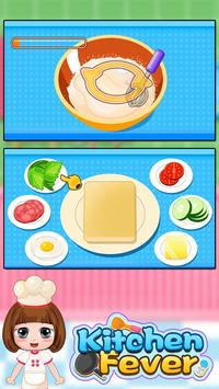 Bella's kitchen fever - Simulated cooking game screenshot 4