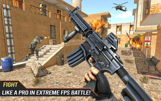 Counter Terrorist Fps Shooting Games: Gun Games 3d screenshot 7