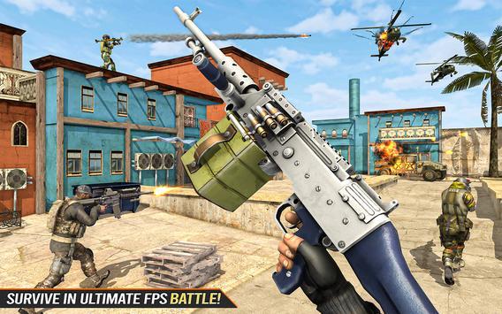 Counter Terrorist Fps Shooting Games: Gun Games 3d screenshot 17