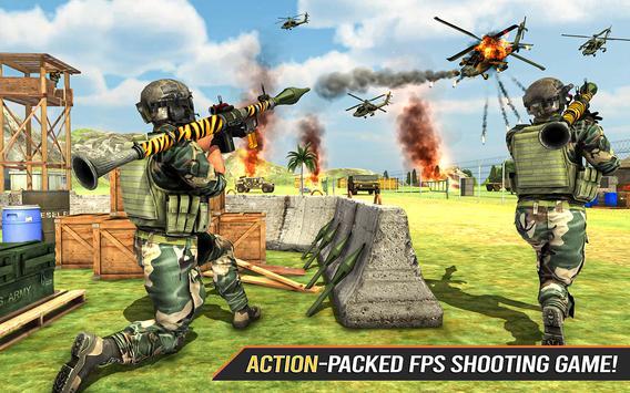 Counter Terrorist Fps Shooting Games: Gun Games 3d screenshot 15