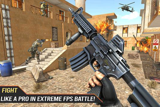 Counter Terrorist Fps Shooting Games: Gun Games 3d screenshot 1