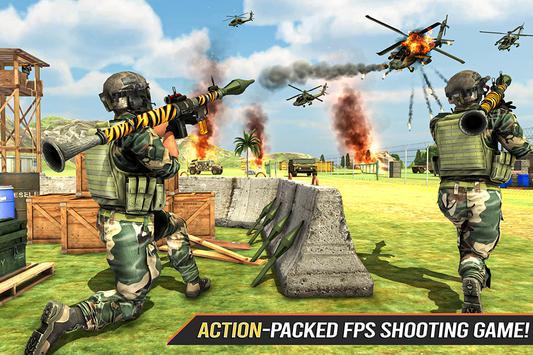 Counter Terrorist Fps Shooting Games: Gun Games 3d screenshot 3