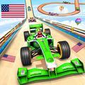 Formula Car Stunt Games: Mega Ramp Car Games 3d