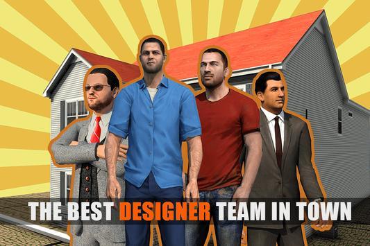 House Design Game – Home Interior Design & Decor poster