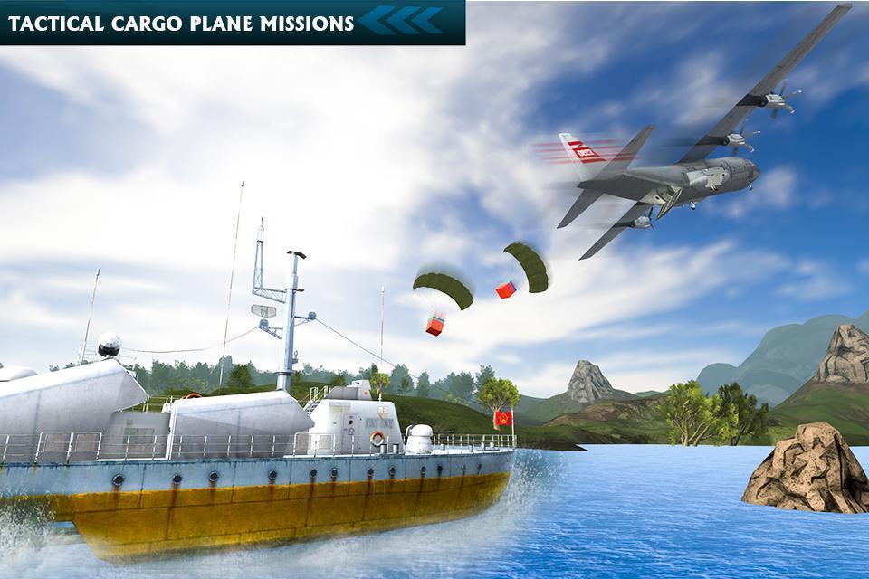 Airplane Pilot Simulator - Real Plane Flight Games for