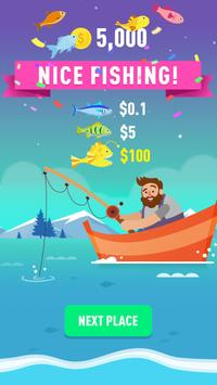 Fishing Bounty - Get rewards everyday! पोस्टर