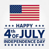 US Independence Day Wishes icon