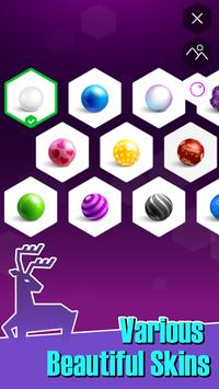 Super music jump ball poster