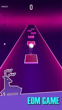 Super music jump ball screenshot 2