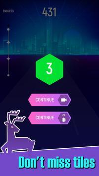 Super music jump ball screenshot 4