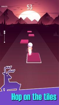 Super music jump ball screenshot 5