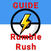 Guide for Pokemon Rumble Rush icon