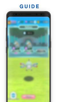 Guide for Pokemon Rumble Rush poster