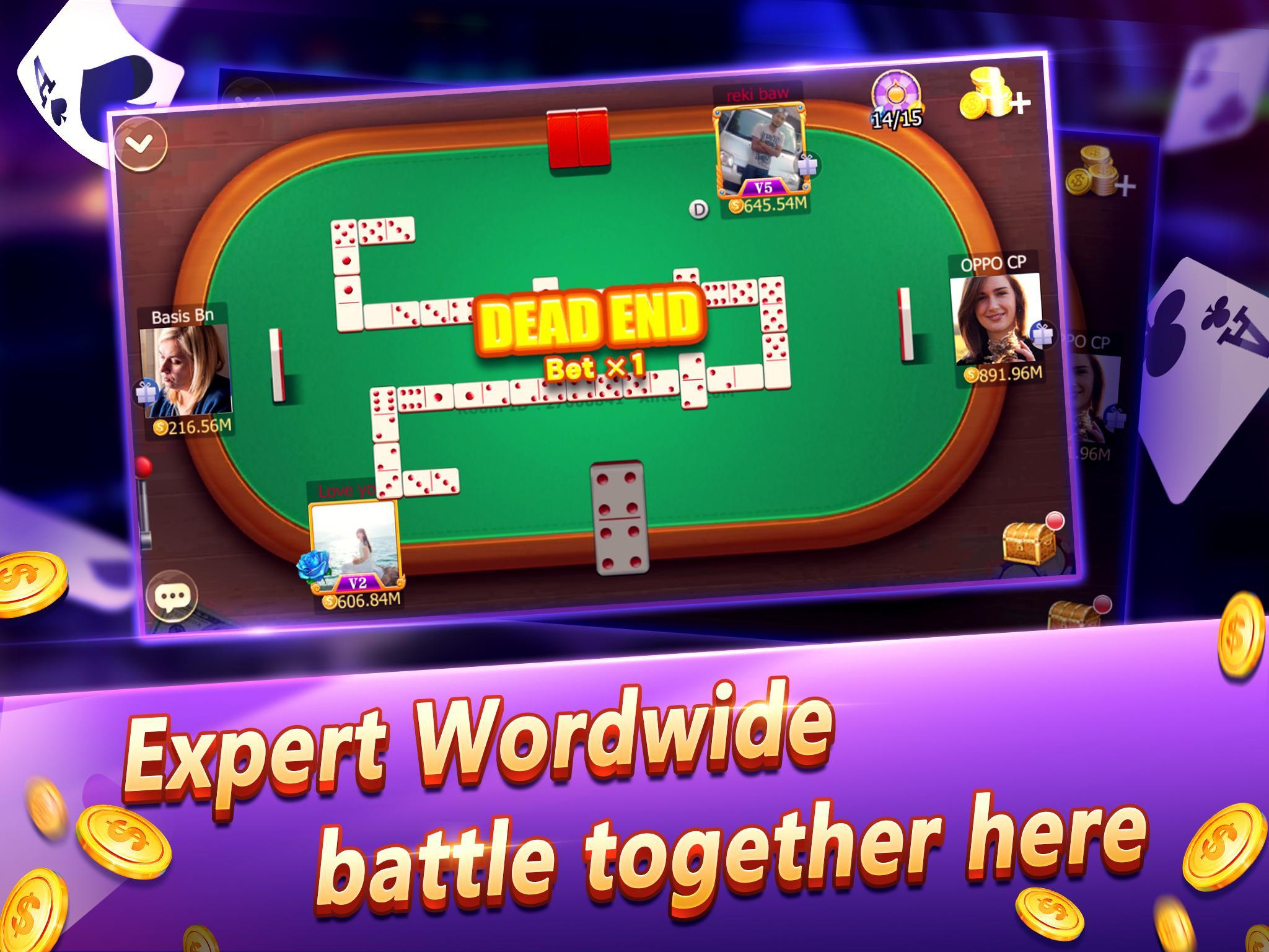 Domino Gaple 2018 Online Game For Android Apk Download