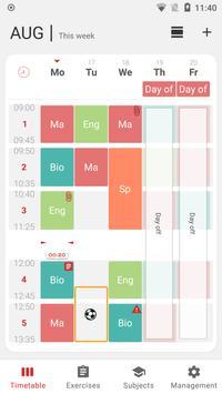 Timetable Neo Ekran Görüntüsü 4