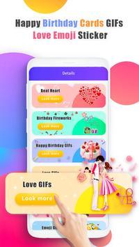 Happy Birthday GIFs & Love Roses Sticker 截圖 2