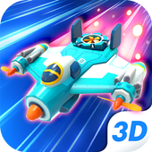 Aircraft & Cube icon