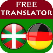 Basque German Translator icon