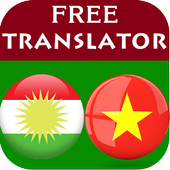 Kurdish Vietnamese Translator icon