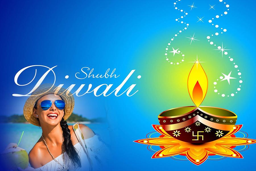 Happy Diwali Photo Frame | Diwali Editor 2020 for Android