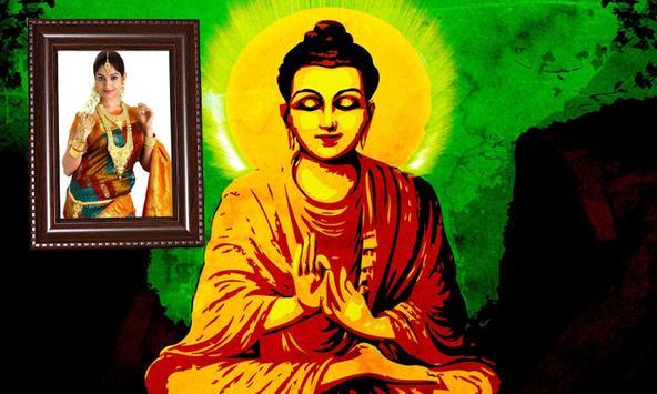 Buddha Photo Frames poster