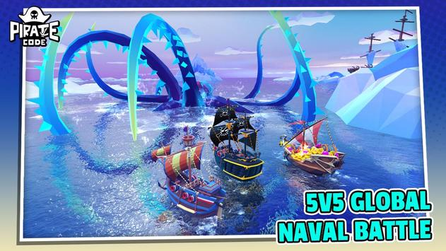 Pirate Code - PVP Battles at Sea poster