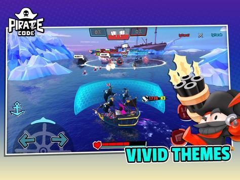 Pirate Code - PVP Battles at Sea screenshot 14