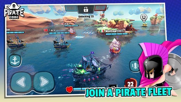 Pirate Code screenshot 1