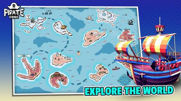 Pirate Code - PVP Battles at Sea screenshot 2