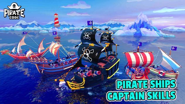 Pirate Code - PVP Battles at Sea screenshot 3