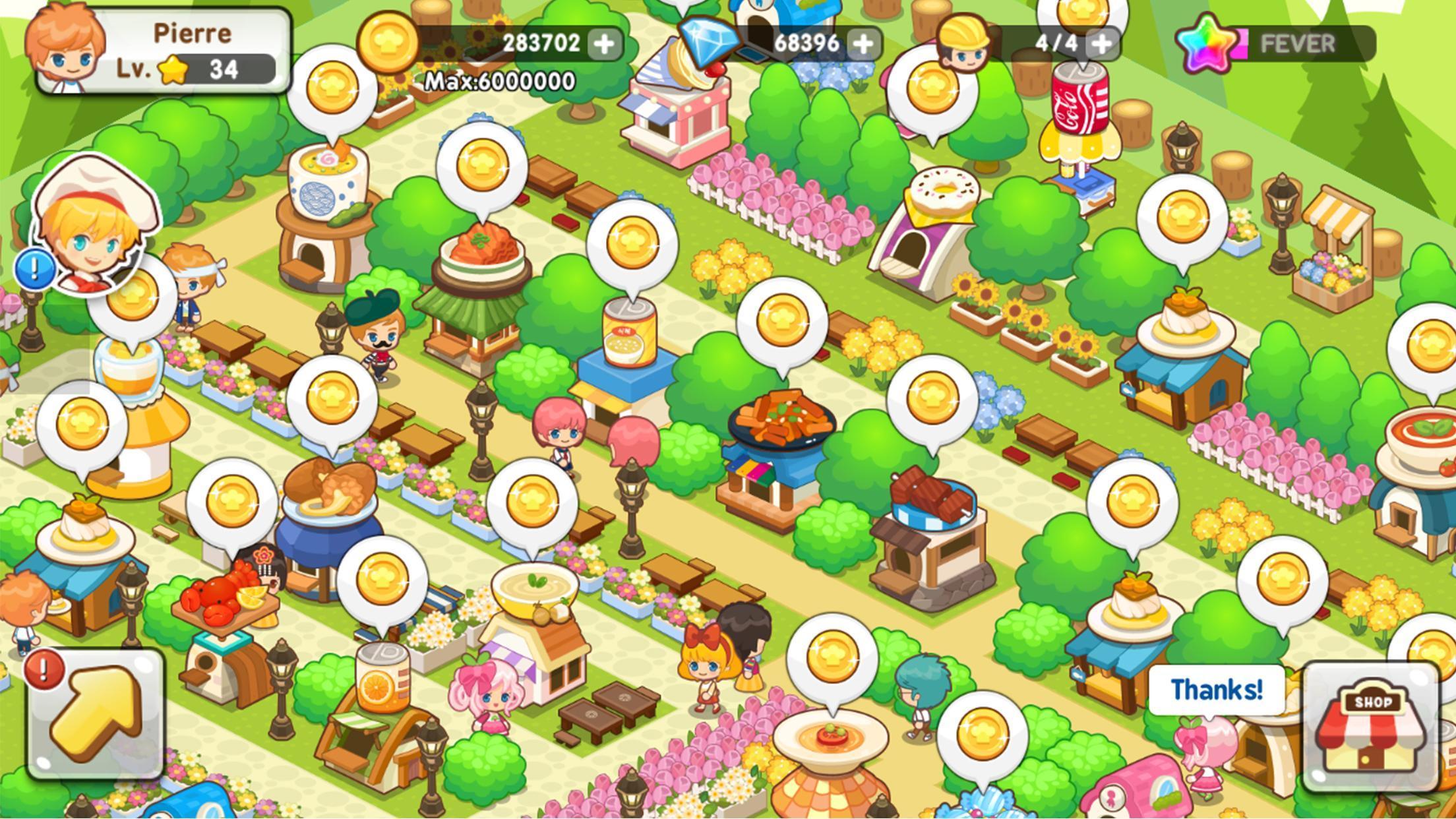 Website download game gratis Restaurant