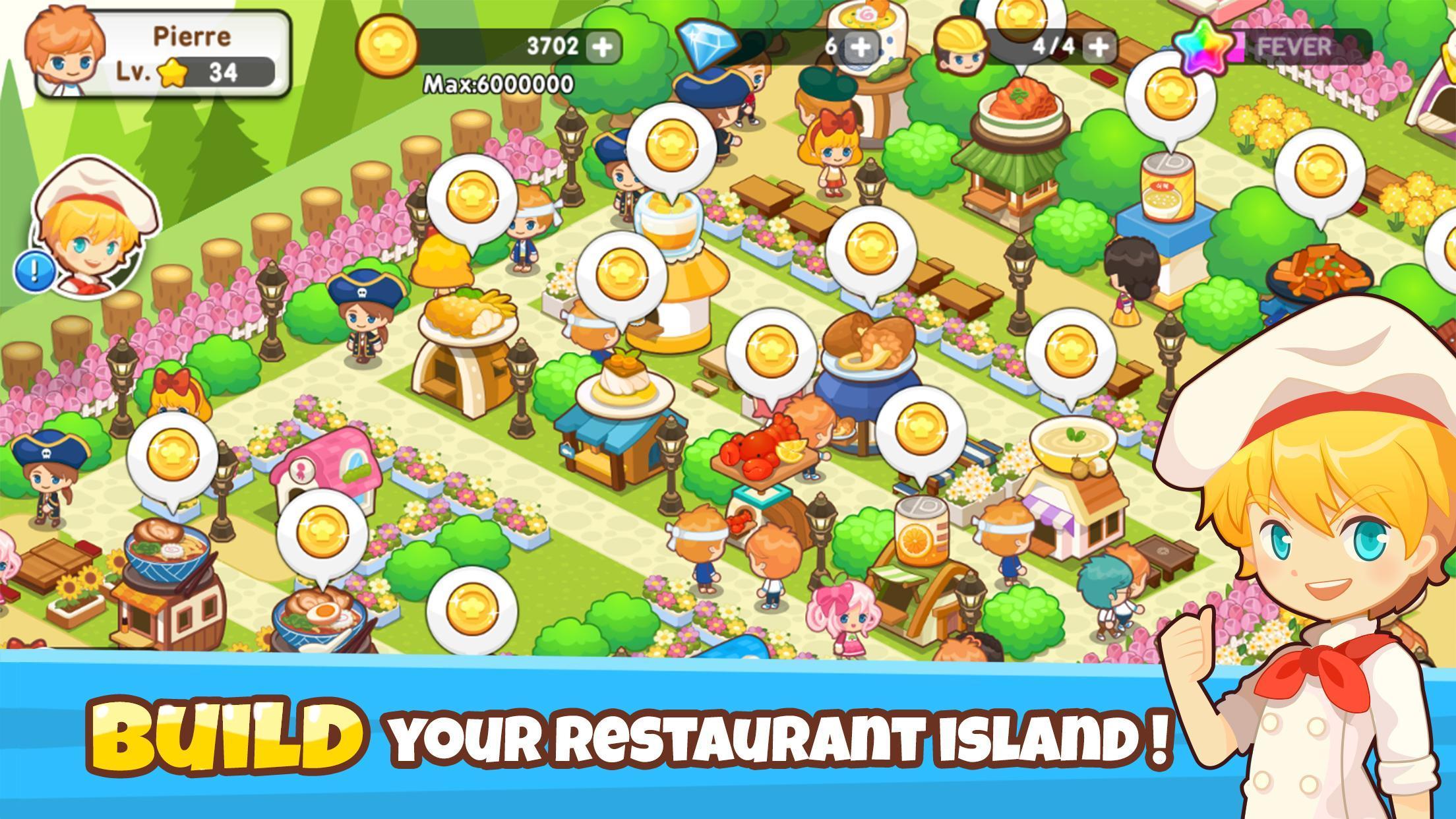Permainan donlot gratis Restaurant