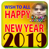Happy New Year Photo Frames icon