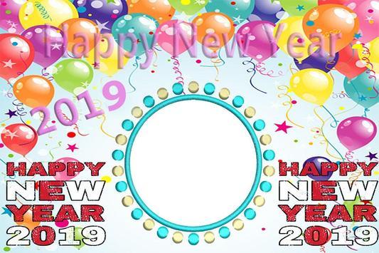 Happy New Year Photo Frames screenshot 5