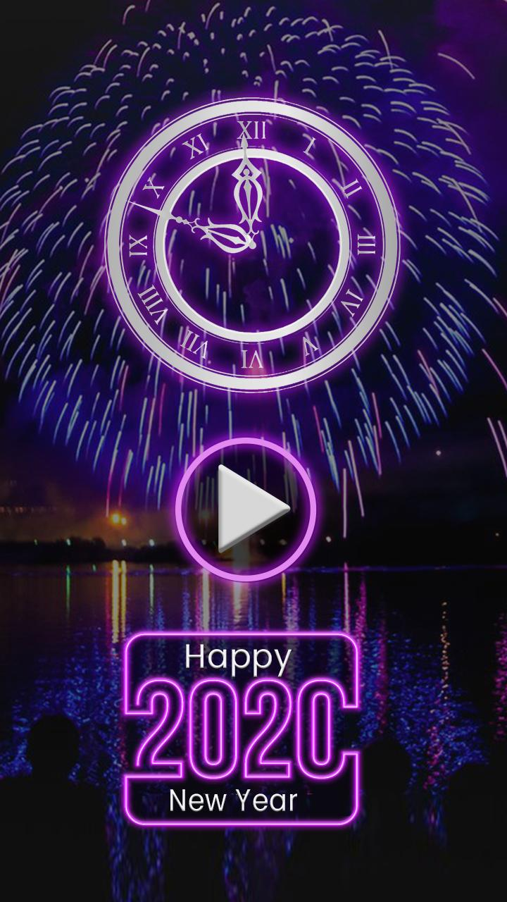 Happy New Year App Video Songs Carols 2020 For Android Apk Download