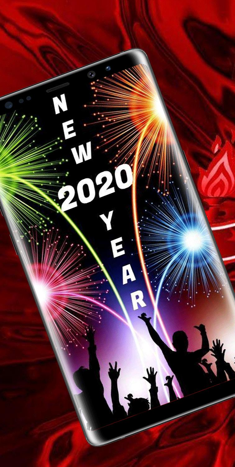 Happy New Year Wallpapers 2020 New Year 2020 For Android