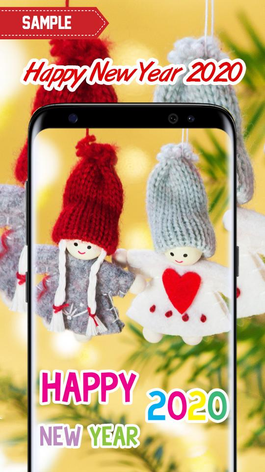 Happy New Year 2020 Wallpaper For Android Apk Download