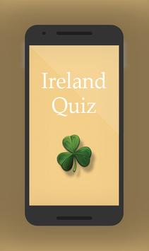 Ireland quiz poster