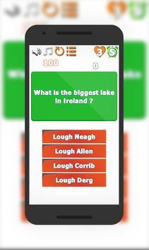 Ireland quiz screenshot 1