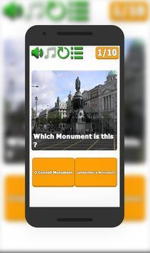 Ireland quiz screenshot 2