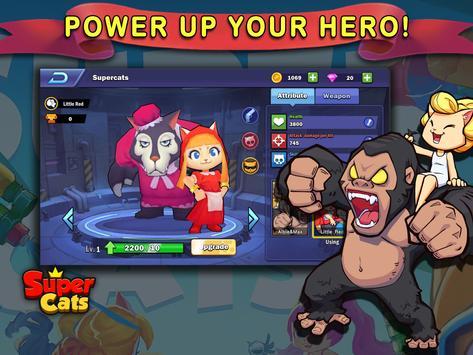 Super Cats screenshot 11