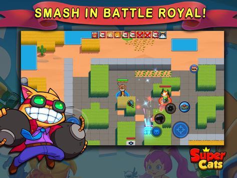 Super Cats screenshot 12