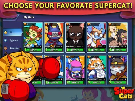 Super Cats screenshot 2