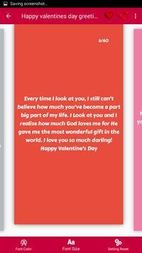 Messages Happy Valentine's Day 2020 imagem de tela 4